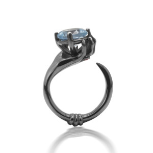 ofrenda blue topaz ring 2